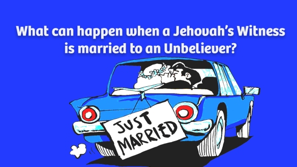 married to unbeliever