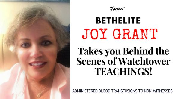 Jehovahs Witness Bethelite