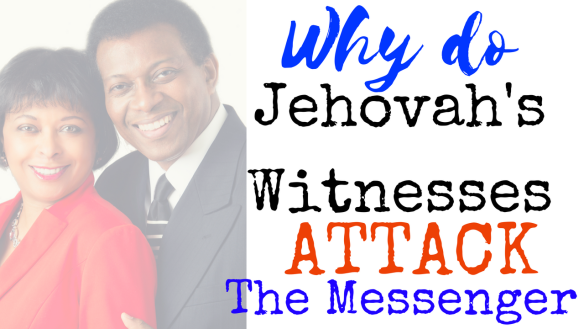 Jehovah Witness Attack Messenger
