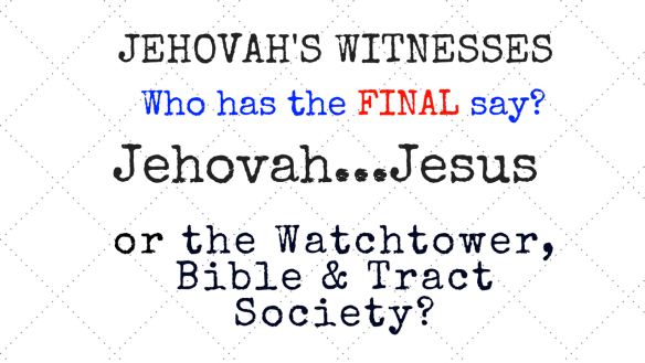 Jehovahs Witness God