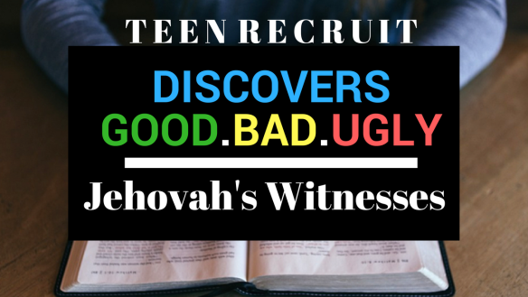 Jehovah's Witnesses& Teen Recruits (2)