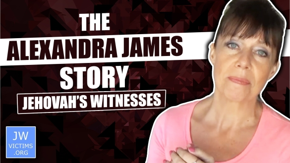 Alexandra James Speaks Out About Jehovah's Witnesses And Abuse Ex