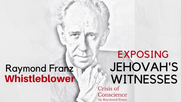 Raymond Franz – Jehovah's Witness Whistleblower Ex-Jehovah's