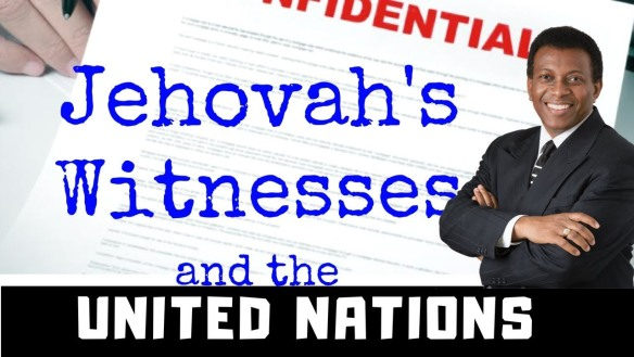 Jehovahs Witnesses and the UN