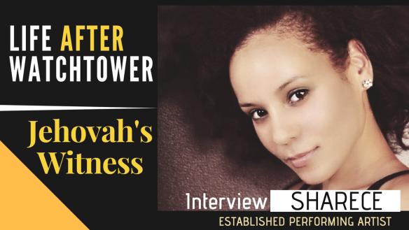 Sharece Jehovah'sWitness Tells Story