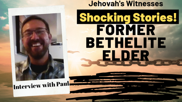 Jehovahs Witness Shocking Stories
