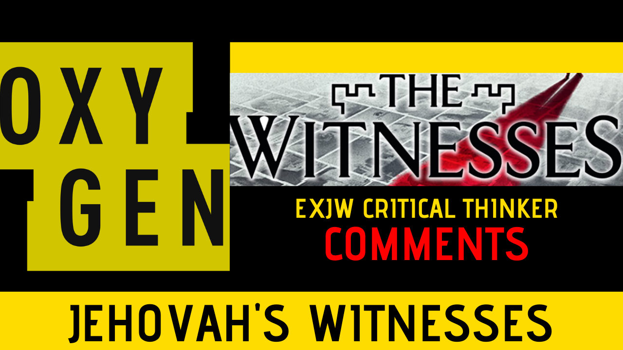 The Witnesses on Oxygenpng